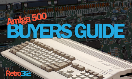 Commodore Amiga 500 Buyers Guide