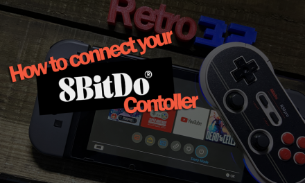 How to pair the 8BitDo controller to the Nintendo Switch – 8BitDo FAQ