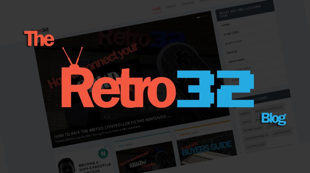 My Retro Blog