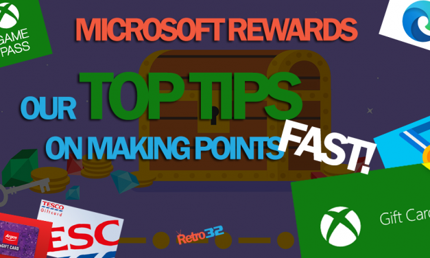 Microsoft Rewards: Our top tips on making points fast