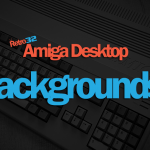 Commodore Amiga Desktop backgrounds