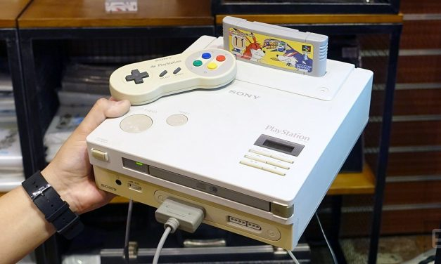 Nintendo PlayStation prototype sells for just £230,000