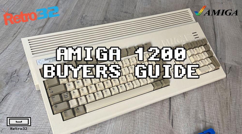 Commodore Amiga 1200 Buyers Guide