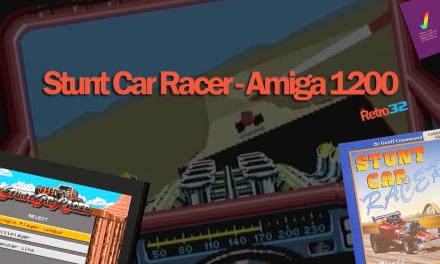 Stunt Car Racer – Amiga 1200 – Division 4 Winner! (Just)
