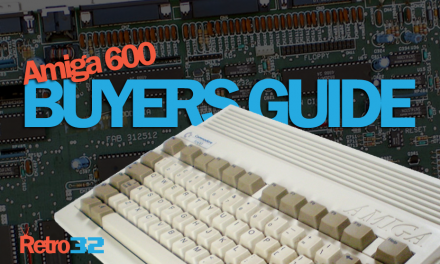 Commodore Amiga 600 Buyers Guide