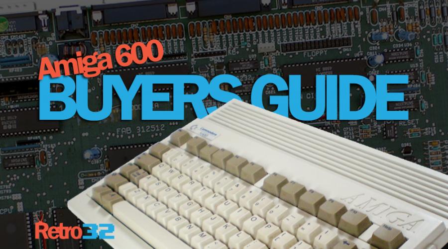 Commodore Amiga 600 Buyers Guide