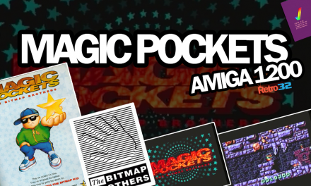 Amiga 1200 – Magic Pockets:  Level 1 game play video