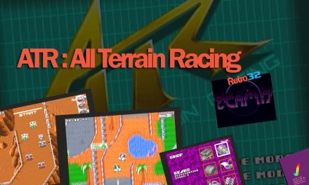 ATR : All Terrain Racing by Team 17 – Amiga 1200 (Arcade Mode)