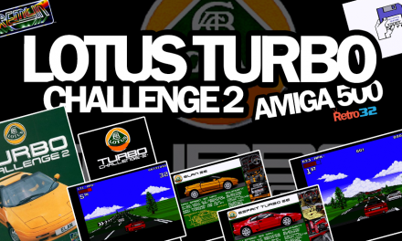 Lotus Turbo Challenge 2 – Gremlin 1992 – Amiga 500
