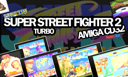 Super Street Fighter 2 Turbo – Amiga CD32 – Is this the worst 3D game ever?