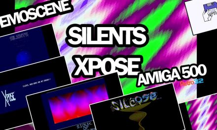 Silents DK – XPOSE – Master & Bionic – Amiga Demo – Demoscene