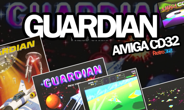 Guardian – Amiga CD32 1994 Acid Software