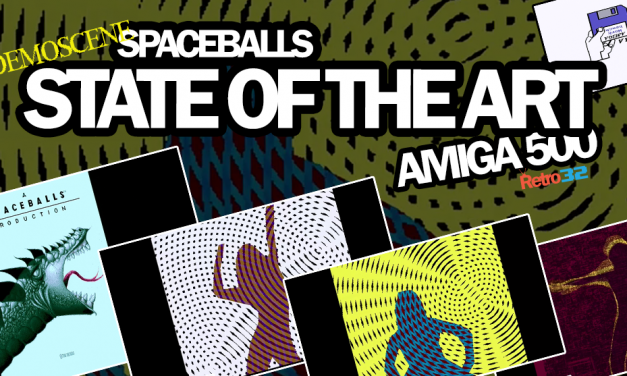 State of the Art – Spaceballs (Demo) 1992 – Amiga 500 – Demoscene
