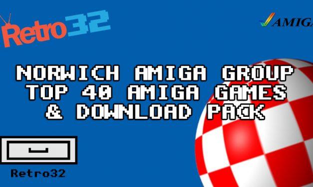 Norwich Amiga Group NAG – Top 40. Amiga Games (Download Pack ADF)