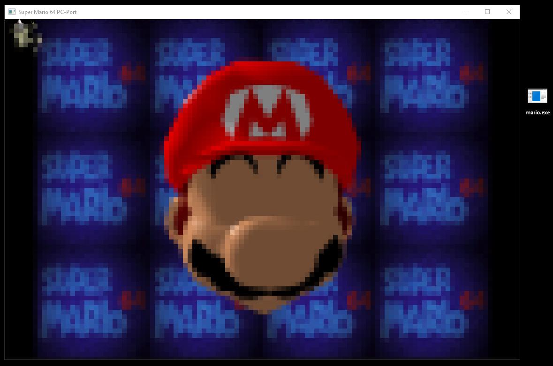 The ultimate Super Mario 64 Port drops, no emulator needed!