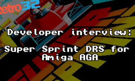 Developer Interview: Super Sprint DRS for Amiga AGA