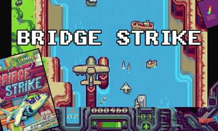 Bridge Strike – Project R3D 2016 – Amiga AGA 1200 (1208)