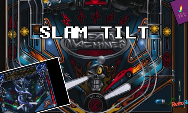 Slam Tilt Pinball – The best Pinball game on the Amiga?