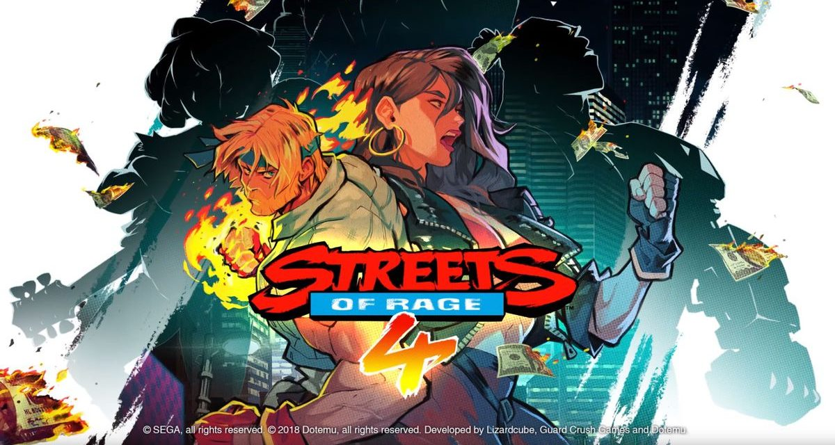 Streets of Rage 4 returns after 26 years