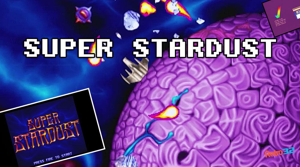 Super Stardust – Bloodhouse / Team17 1994 – Amiga 1200 AGA