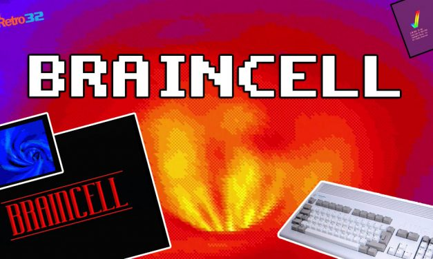 Braincell – Union 1995 – AMIGA DEMO – AMIGA 1200 (OSSC) – inc. DOWNLOAD