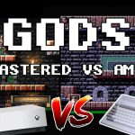GODS Remastered 2018 (Xbox One S) VS GODS Amiga – 1991 Bitmap Brothers (Amiga 1200)