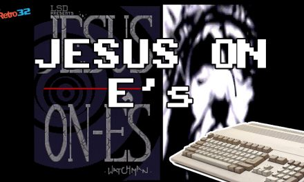 Jesus on E's – LSD 1992 – Amiga Demo – Amiga 500 (OSSC) – download