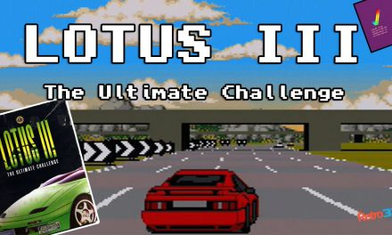 Lotus III The Ultimate Challenge – 1992 Magnetic Fields – Amiga 1200