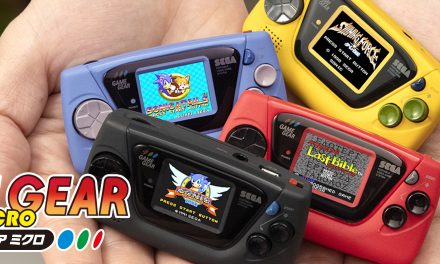 Sega reveals the stunning Game Gear Micro for its 60th anniversary