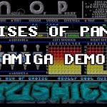Noises of Pansy – 1991 Exit & Erotic  – Amiga Demo Demoscene – OSSC