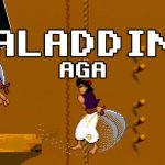 Aladdin (AGA)- Virgin Games 1993 – Amiga 1200 – OSSC