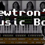 Newtron's – Music Box – Amiga Demo Demoscene (Amiga 500 OSSC)