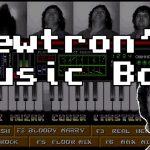 Newtron's – Music Box – Amiga Demo Demoscene (Amiga 500 OSSC)