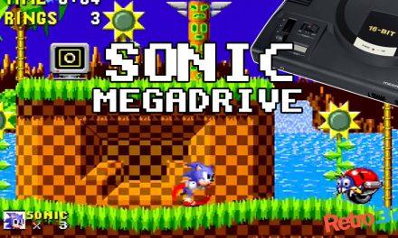 First play of Sonic the Hedgehog in 30 years – Sega Mega Drive / Sega Genesis (1991)