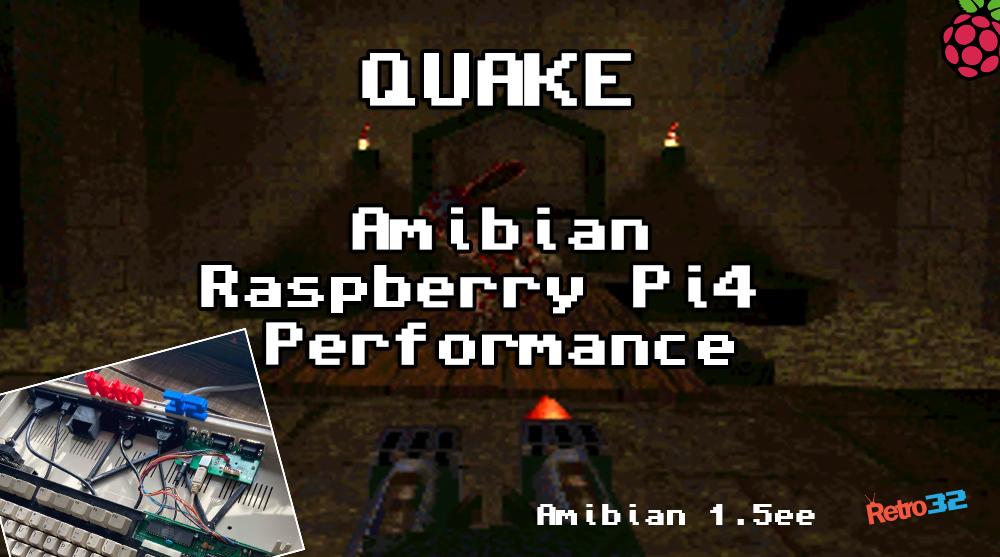 Can the Amiga run Quake?!