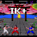 IK+ – International Karate + 1988  – Amiga 500 OSSC – Inc game ADF download