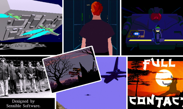 Retro32's Top 7 Amiga Game Intros  – Amiga 500 OSSC