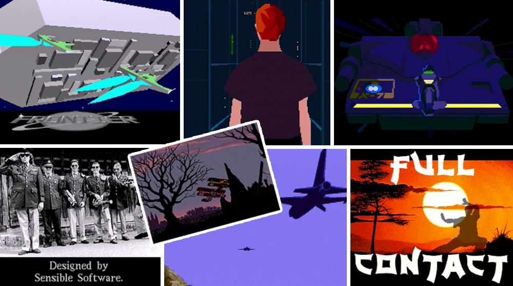 Retro32's Top 7 Amiga Game Intros  – Amiga 500 OSSC