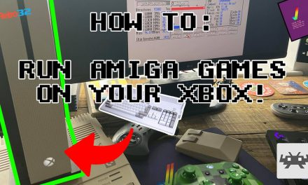 How to play Amiga games on your Xbox (One / Series S / X) RetroArch Tutorial (How to install RetroArch)