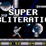 Super Obliteration (1993) Public domain game created by David Papworth – Amiga OSSC