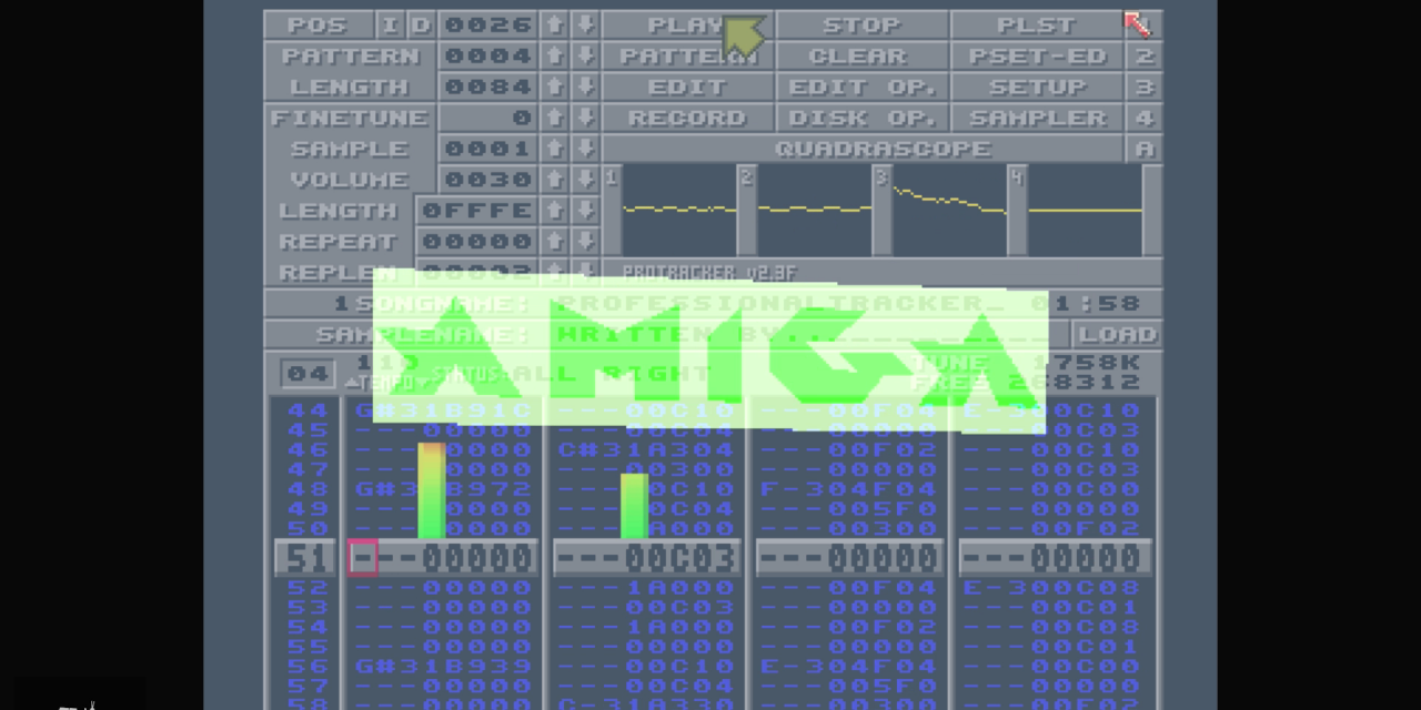 H0ffman & Daytripper – Professional Tracker – Amiga Music ProTracker – Revision 2014 Tracked Music