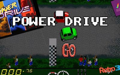 Power Drive (US Gold 1994) – Hard as nails!!