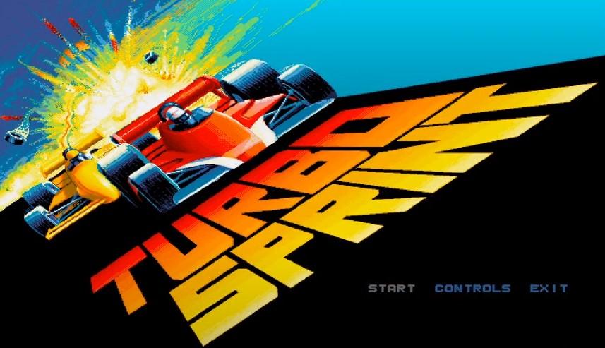 Turbo Sprint inbound!  (New Amiga AGA Game)