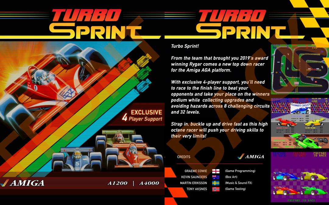 Turbo Sprint (Amiga AGA) is finally here!!!