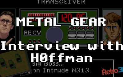 Mini interview with H0ffman – Metal Gear ported to the Amiga
