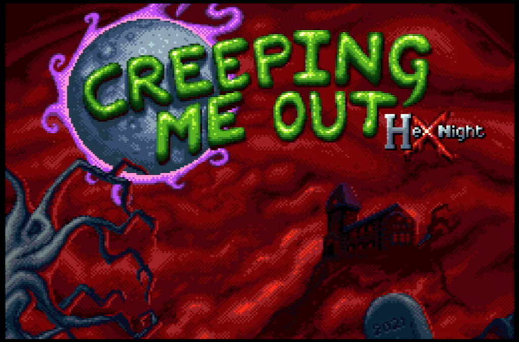 """Mixel's Lab drops """"Creeping Me Out: Hex Night"""" new Amiga game launch trailer"""